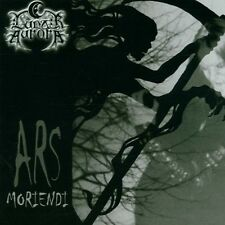 "Lunar Aurora ""Ars Moriendi"" CD [Legendary German DARK BLACK, ORIGINALE arsmetali]"