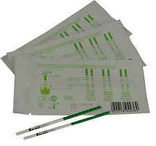 100 x Ovulation Test Kits Highly Accurate New Advanced Technology Pinpoint Surge