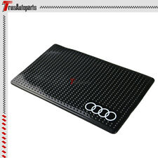 PU Dashboard Anti Slip Sticky Non Slip Mat Pad Cell Phone GPS Holder For Audi