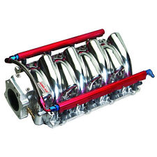 Professional Products 52060 GM LS1 & LS6  Polished Aluminum Intake w/ Fuel Rails