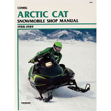 Arctic Cat Service Manual 1988-1989 Wildcat / El Tigre EXT 1989