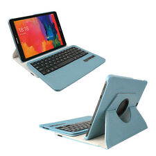 "360 Swivel Bluetooth Keyboard Leather Case For Samsung Galaxy Tab S2 9.7"" T810"