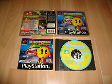 MS PAC-MAN MAZE MADNESS DE NAMCO PARA LA SONY PLAY STATION 1 PS1 USADO COMPLETO
