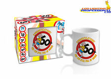 60th BIRTHDAY MUG FOR MEN READY GIFT IN A BOX PRESENT GIVEAWAY - 300ml