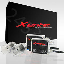 Xentec 55w Xenon HID KIT 9006 BRIGHT white 55Watt Conversion 6k kit 6000K Kit