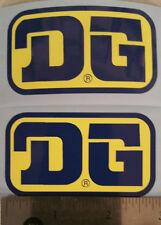 DG decal sticker AHRMA Vintage Motocross Fox CR YZ RM KX 125 250 360 400 465 500