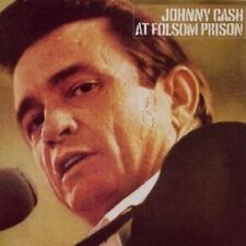 "Johnny Cash ""at Folsom Prison"" CD --- 19 titolo merce NUOVA ---"