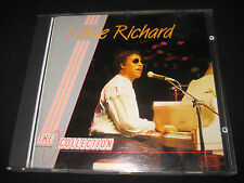 LITTLE RICHARD COLLECTION CD RARE 20 TRACK 1987 Object Enterprises Ltd