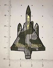 Mirage 2000D Patch - France - Air Force