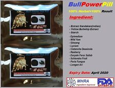 12 BULL POWER SEX PILLS FOR MEN-GET HUGE GIANT PENIS-LONG&PLEASURE, QUICK RESULT