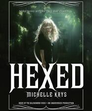 HEXED by Michelle Krys  7 CD Age 12-17 Witches Sorcerers Wiccan teen audio book