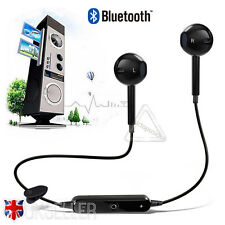 For iPhone 6s 6 Plus Wireless Bluetooth Headset SPORT Stereo Headphone Earphone