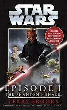 Star Wars, Episode I: The Phantom Menace by Brooks, Terry