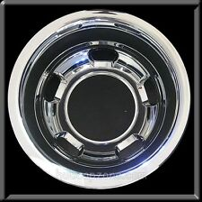 "2003-2015 Dodge Ram Truck 3500 Rear 17"" Chrome Hubcaps, Wheel Simulator Dually"