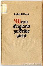 Si inglaterra a valle atrae V. Liddell Hart 1937 voggenreiter