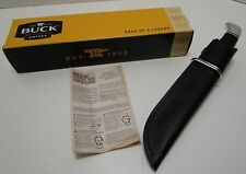 BUCK 119E HUNTING KNIFE W/SHEATH ***NEW IN BOX***