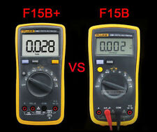 NEW FLUKE 15B+ F15B+ F Auto Range AC DC Digital Multimeter Meter