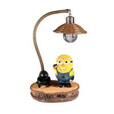 Movie Minions Despicable Me Desk Lamp Night Light  Action Figure Christmas Gift