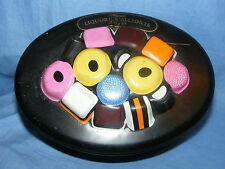 Advertising Tin Marks And Spencer Liquorice Allsorts Embossed Tin Kitchenalia
