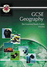 GCSE Geography Resources OCR B (Avery Hill) Study Guide: Essential Study Guide,V