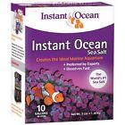 Instant Ocean Sea Salt 10Gallons, 25Gallon, 50Gallon, 160Gallon or 200 Gallons