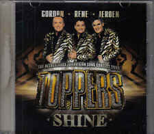Toppers-Shine Promo cd maxi single eurovision Song Contest 2009