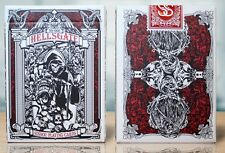 Hells Gate Standard Deck Playing Cards Poker Size Limited New Sealed Kickstarter