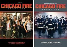 Chicago Fire: The Complete Seasons 1-2 BRAND NEW AND SEALED one two
