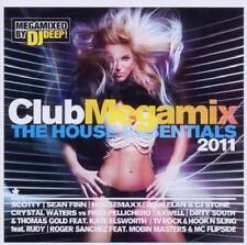 CLUB MEGAMIX = Finn/Axwell/Sanchez/Gold/Guetta/Elan/Neo...= 2CD = groovesDELUXE!