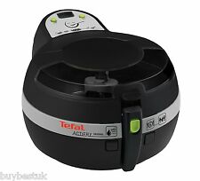 New Tefal Actifry Low Fat Fryer AL806240 Black 1 kg Electric Healthy Food !