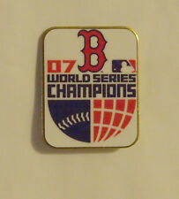 The Boston Red Sox World Series 2007 Champions Baseball Pin MIP