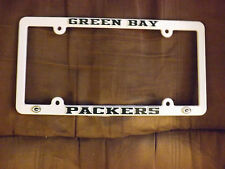 Green Bay Packers License Plate Frame
