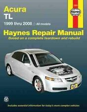 1999-2008 Haynes Acura TL Repair Manual