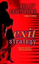 Exit Strategy (Nadia Stafford Series, Book 1), Kelley Armstrong, Good Book