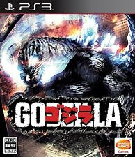 Used PS3 Godzilla Japanese version Japan import free shipping