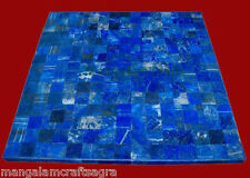 2' Marble Table Top Handmade Inlay Pietra Dura Handicraft Home Decor and Gift