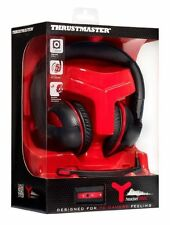 headset casque micro gaming Thrustmaster Y250C pc . ps4 . psvita . nintendo 3ds