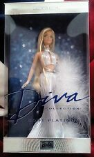 Barbie Diva Collection. ido Platino. Edicion COLECCIONISTA. 2001