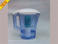 Megafresh Water Pitcher: Alkaline, Ionize and Mineralize for Life!