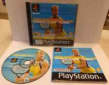 Gioco Game SONY Playstation PSOne PSX PAL ANNA KOURNIKOVA'S SMASH COURT TENNIS