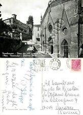Cartolina di Mombaruzzo, chiesa di Sant'Antonio - Asti, 1970