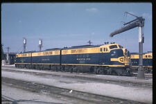 351087 ATSF EMD FT Set 193 A4 Photo Print