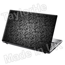 Laptop Skin Cover Notebook Sticker Elegant Vintage 217