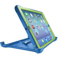Otter New Box Defender Case w/Stand For iPad Mini 4 BLUE - GREEN