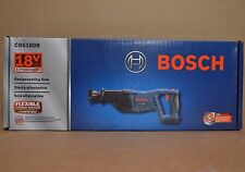 Brand New BOSCH CRS180B 18V Lithium-Ion Cordless Reciprocating Saw (NO BATTERY)