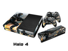 XBox One Console and Controller Skins -- Halo 4 (#28)