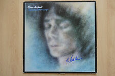 "Steve Hackett Autogramm signed LP-Cover ""Spectral Mornings"" Vinyl"