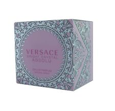 Versace Bright Crystal Absolu Eau de Parfum EDP for Women 90ml New&Sealed
