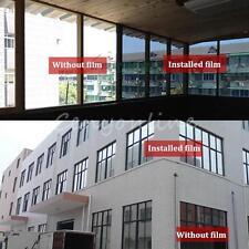15% UV Reflective Transmittance Insulation Sticker Window Film One Way Mirror