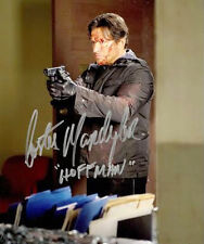 "COSTAS MANDYLOR (""HOFFMAN"") AUTOGRAPHED SAW: THE FINAL CHAPTER ""KILL"" PHOTO"